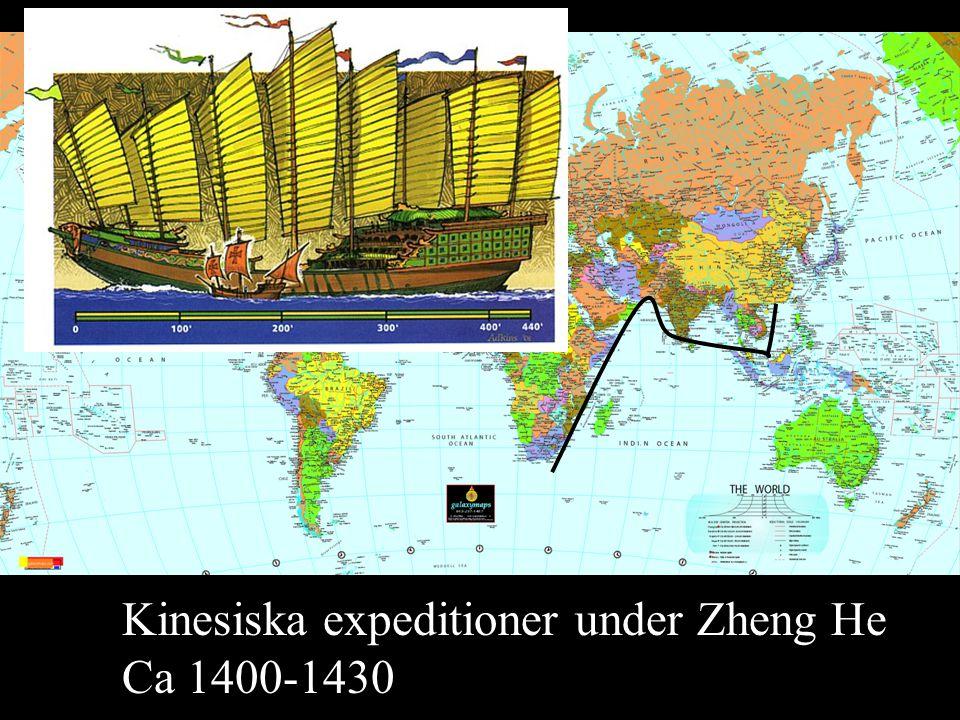 Kinesiska expeditioner under Zheng He