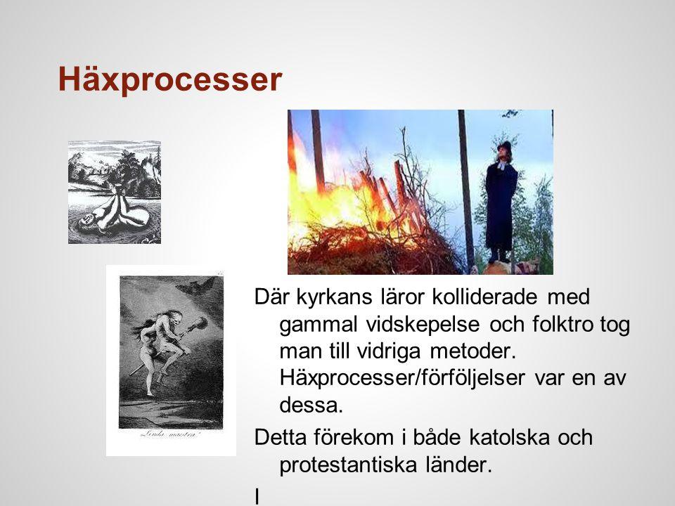 Häxprocesser