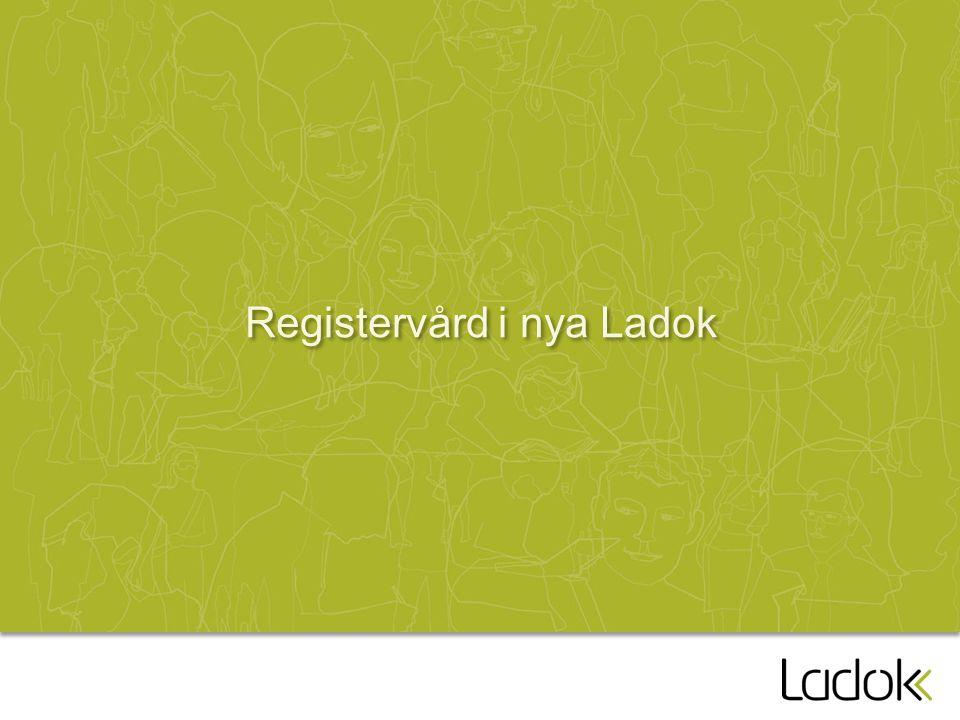 Registervård i nya Ladok