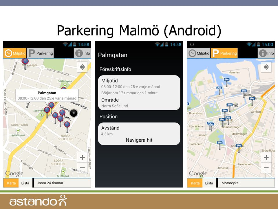 Parkering Malmö (Android)