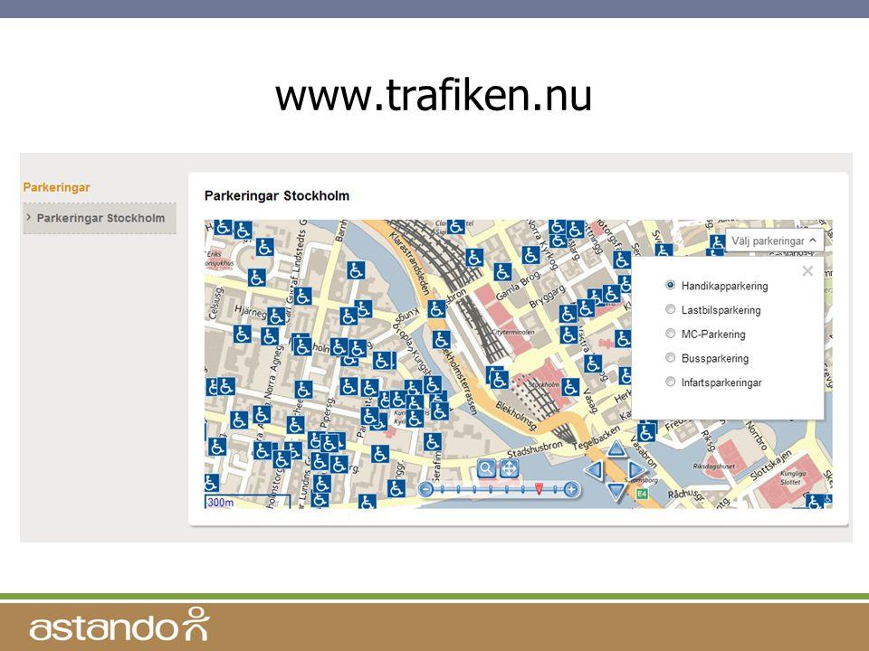www.trafiken.nu