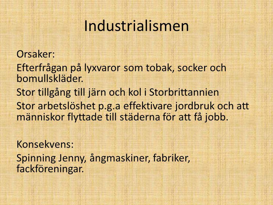Industrialismen