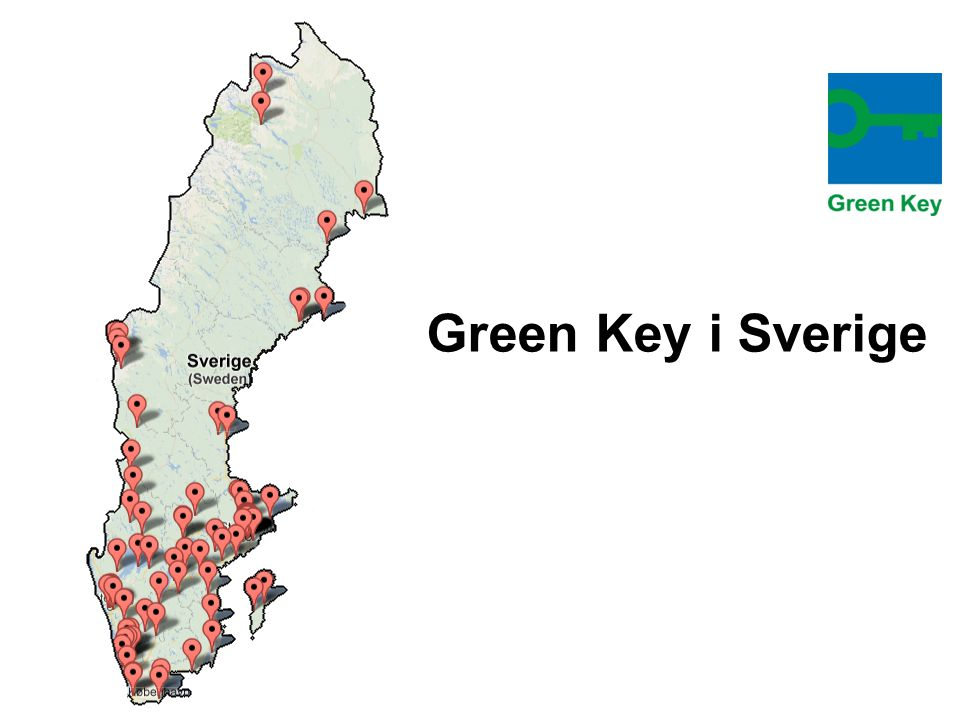 Green Key i Sverige