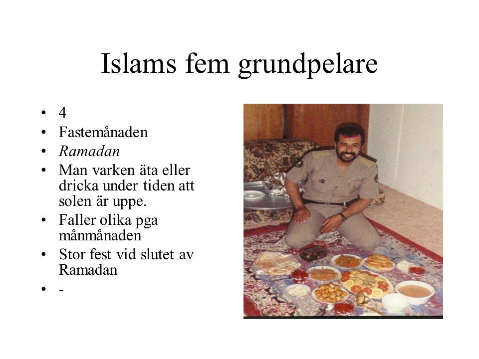 Islams fem grundpelare