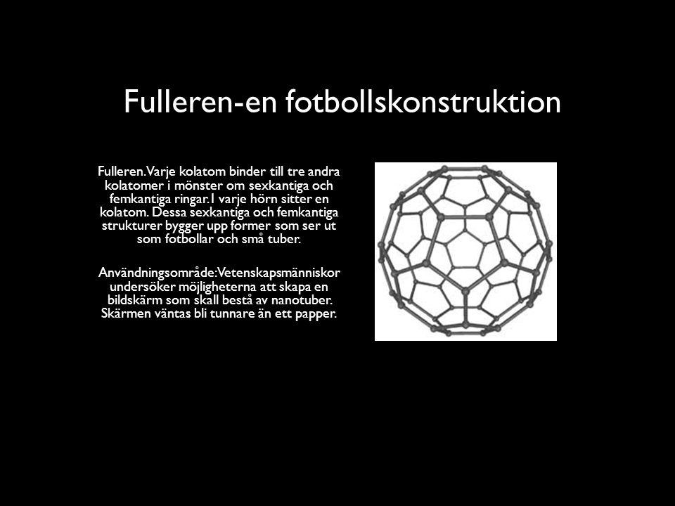 Fulleren-en fotbollskonstruktion