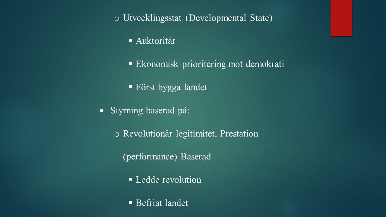 Utvecklingsstat (Developmental State)