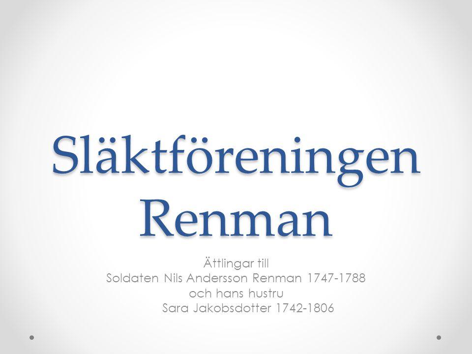 Släktföreningen Renman