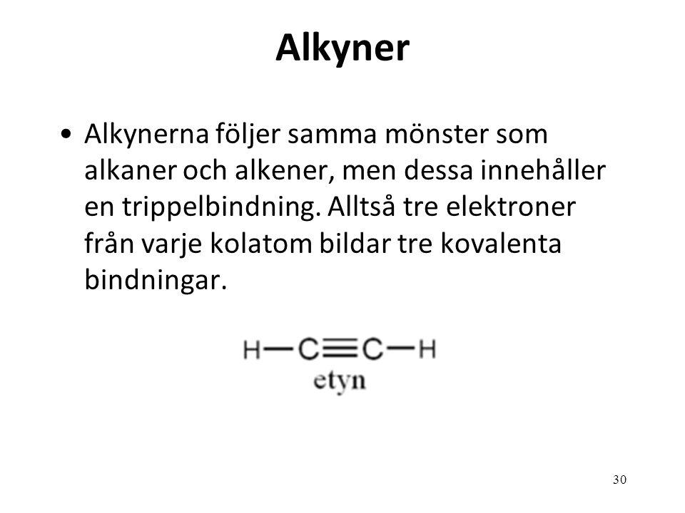 Alkyner