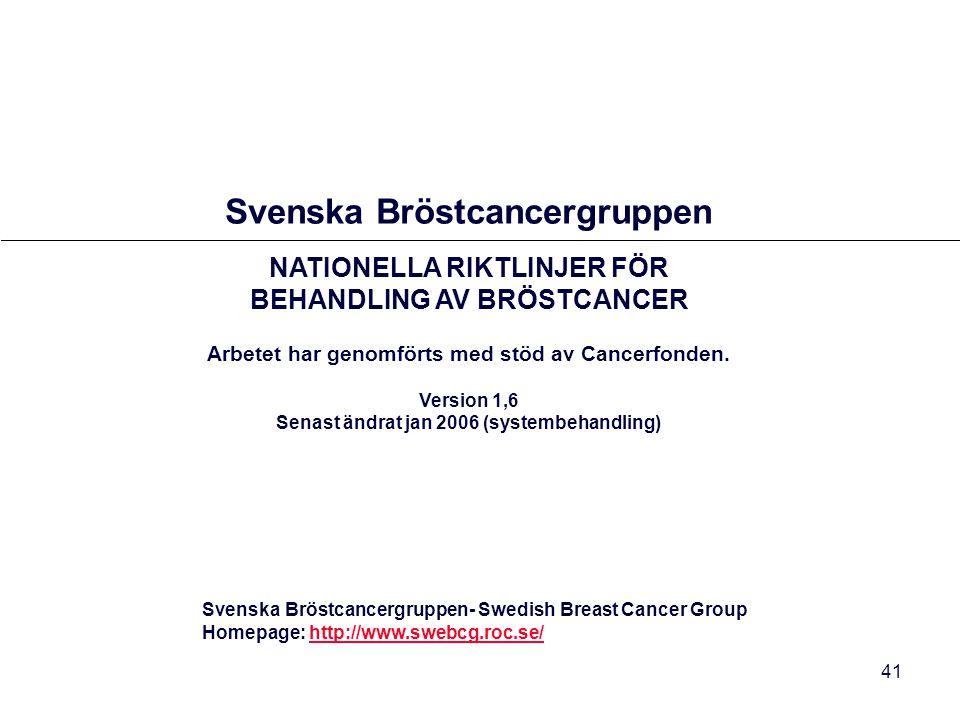 Svenska Bröstcancergruppen