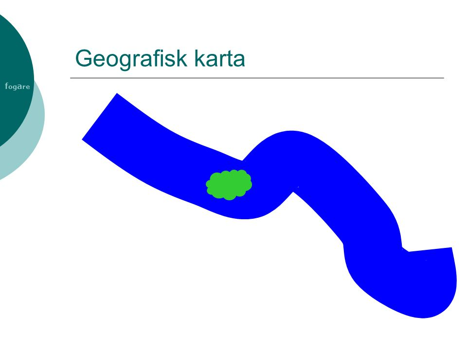 Geografisk karta
