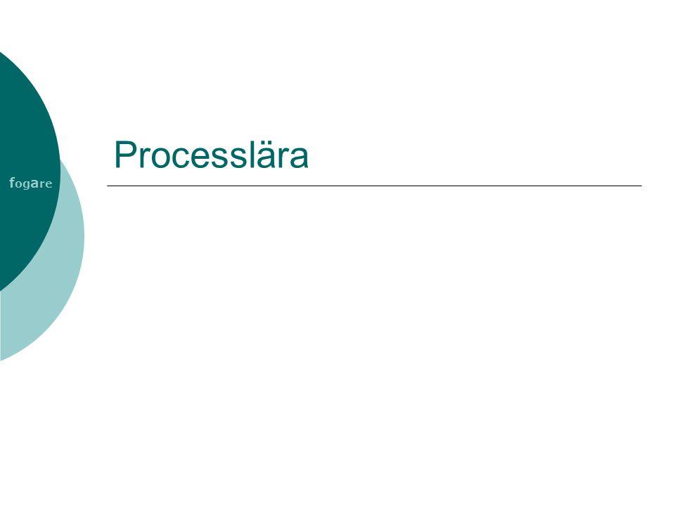 Processlära