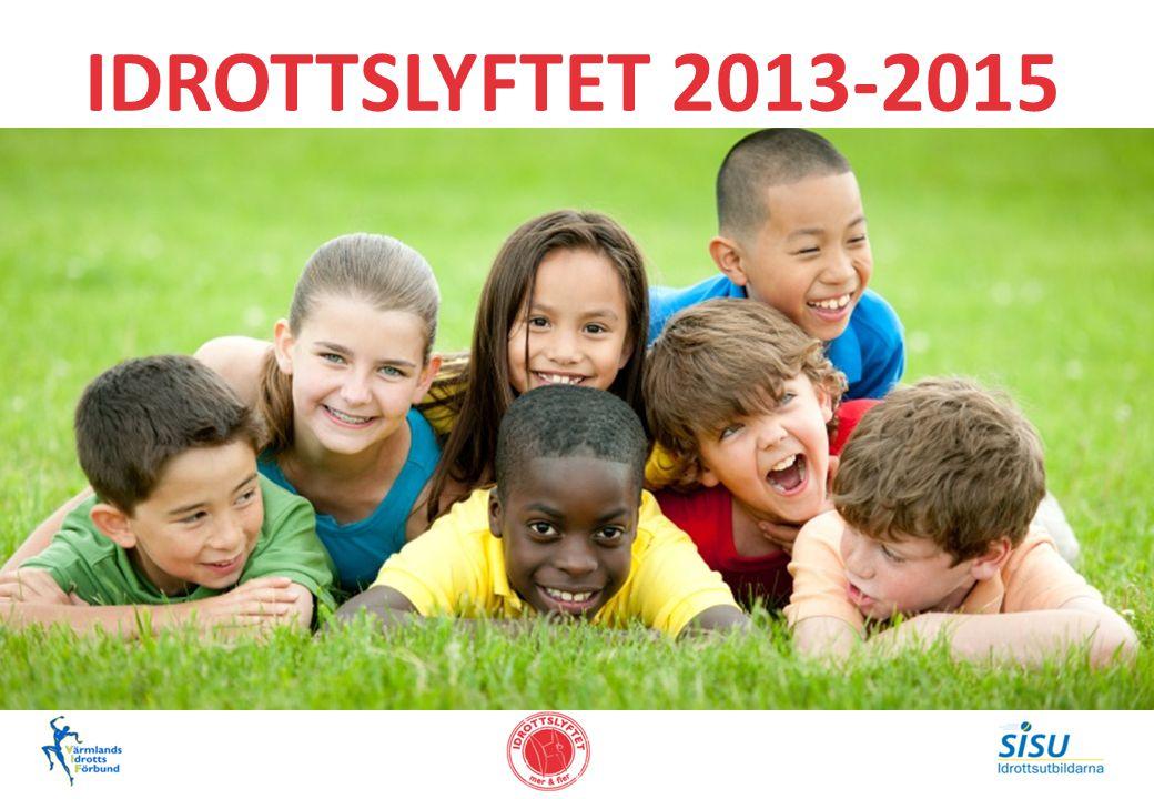 IDROTTSLYFTET 2013-2015