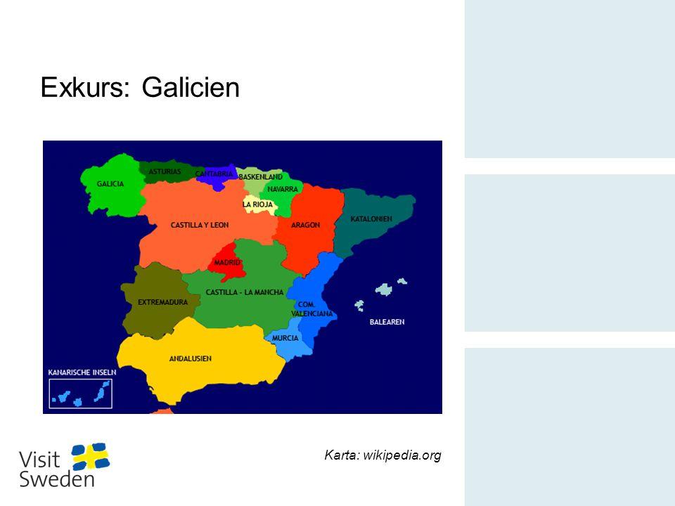 Exkurs: Galicien Karta: wikipedia.org