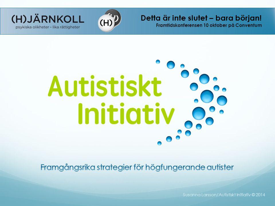 Framgångsrika strategier för högfungerande autister