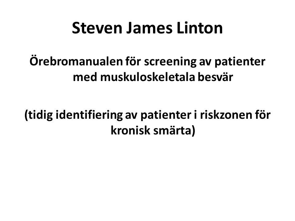 Steven James Linton
