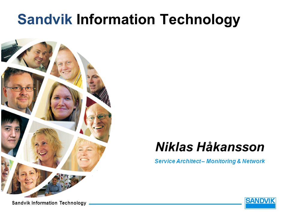 Sandvik Information Technology