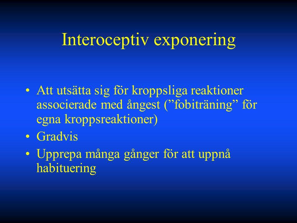 Interoceptiv exponering