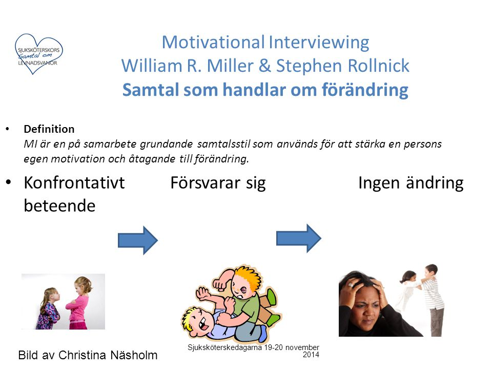 Motivational Interviewing William R