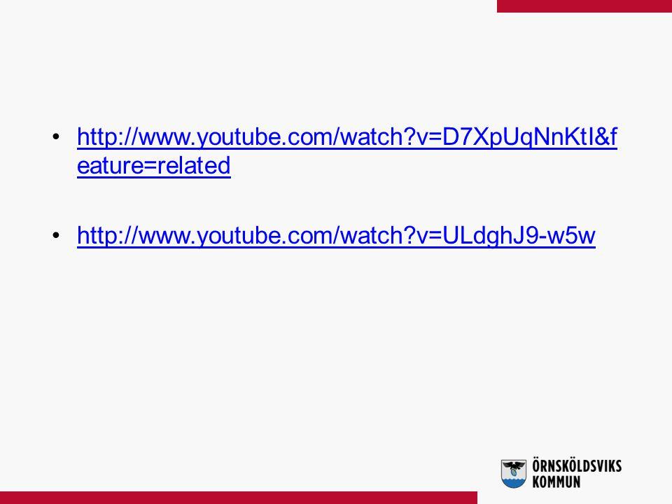 http://www.youtube.com/watch v=D7XpUqNnKtI&feature=related http://www.youtube.com/watch v=ULdghJ9-w5w.