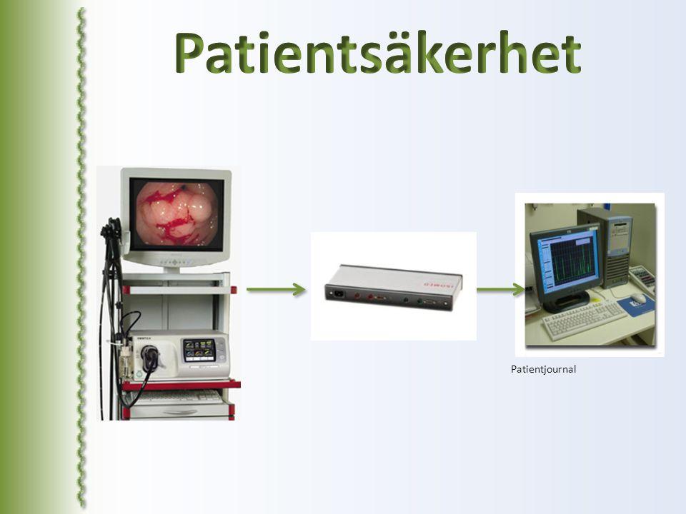Patientsäkerhet Patientjournal