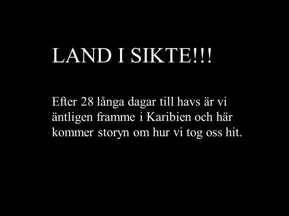 LAND I SIKTE!!.