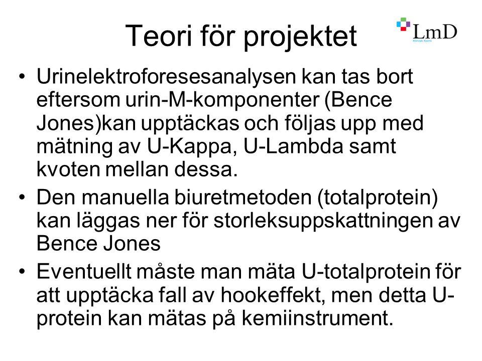 Teori för projektet