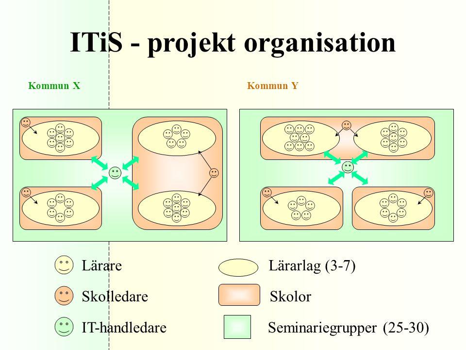 ITiS - projekt organisation
