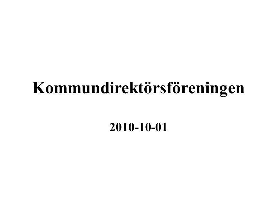 Kommundirektörsföreningen