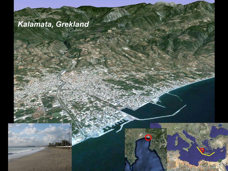 Kalamata, Grekland 22. Johan Kleman, Professor, Instutitionen för naturgeografi och kvartärgeologi.
