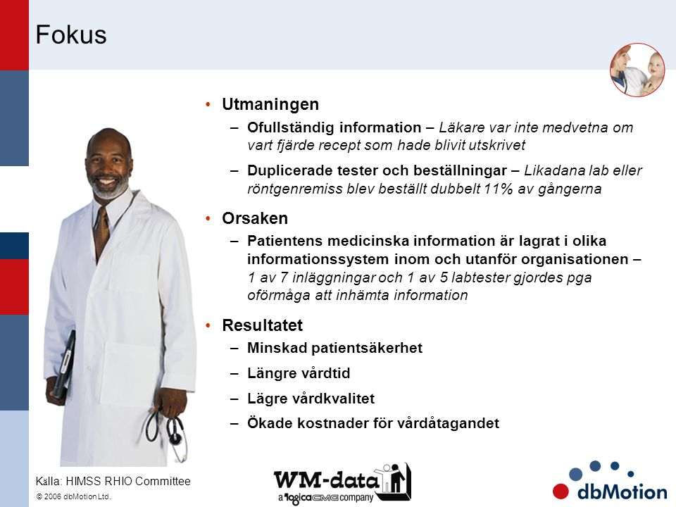 dbMotion™ HIN. Commercial Lab. Primary Care & Specialized Clinics. Multi-Hospital Organization. Tertiary Medical Center.