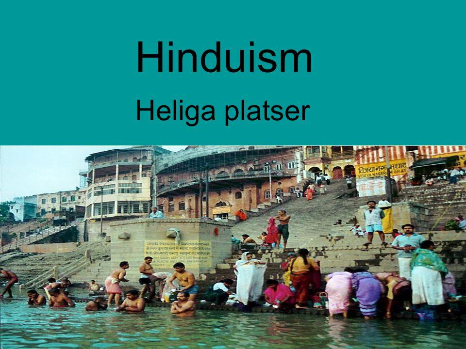 Hinduism Heliga platser