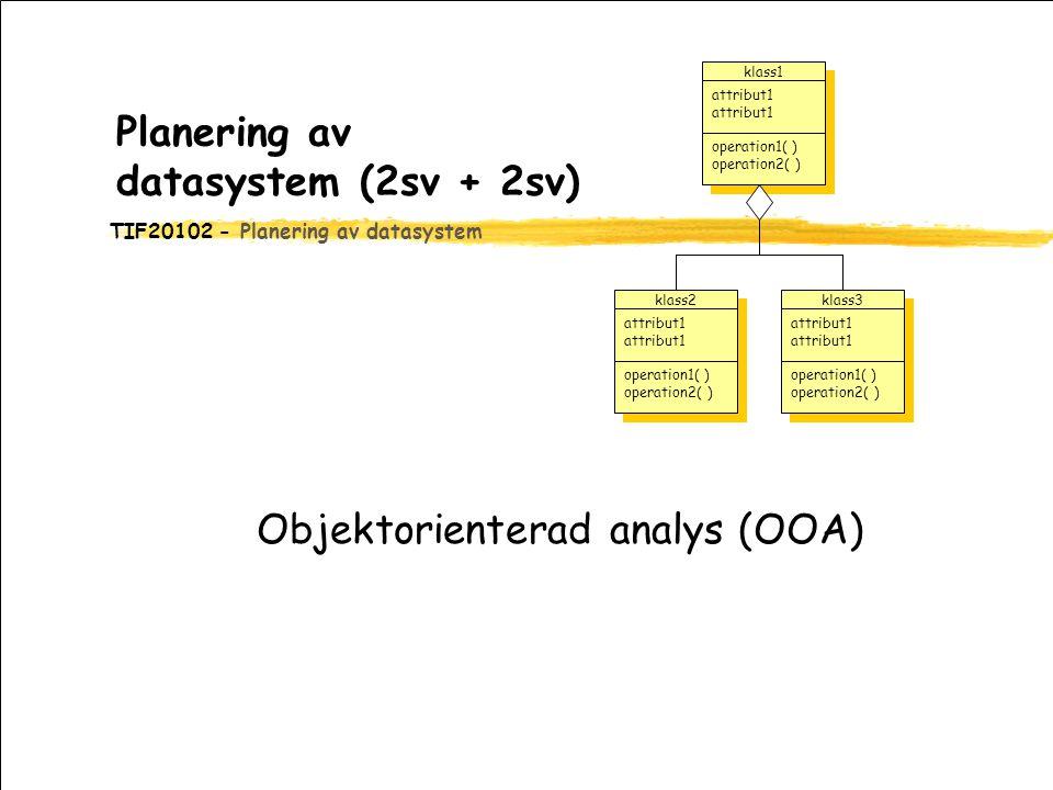 Planering av datasystem (2sv + 2sv)
