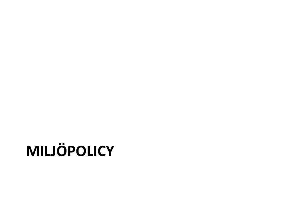 Miljöpolicy