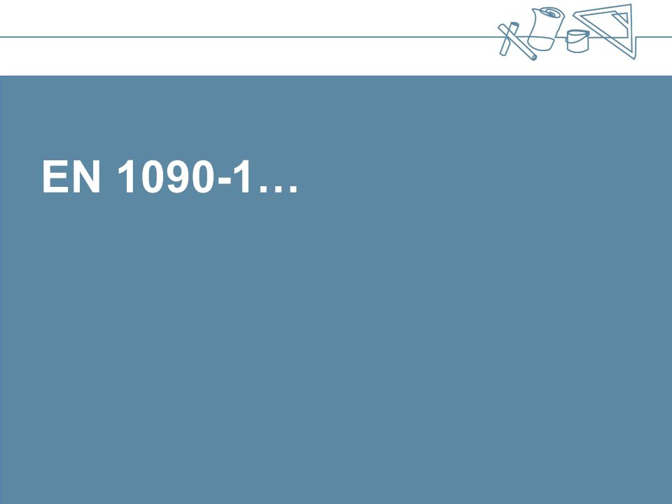 EN 1090-1…