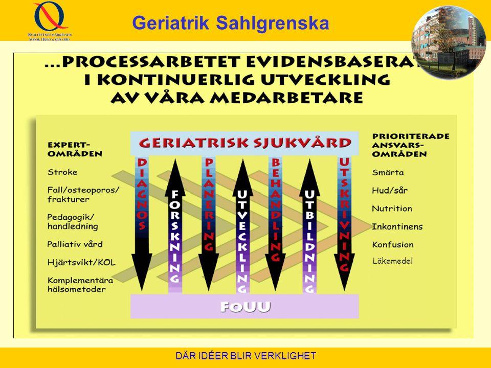 Geriatrik Sahlgrenska