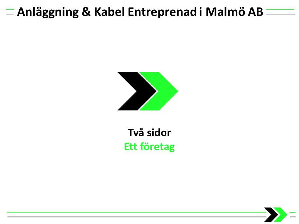 Anläggning & Kabel Entreprenad i Malmö AB
