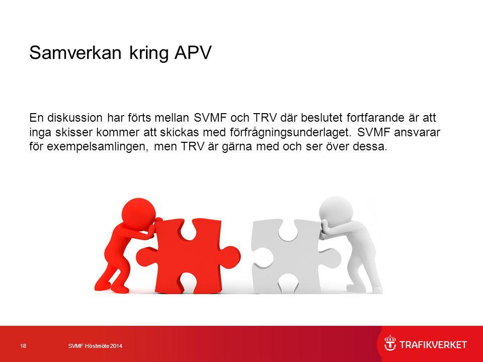 Samverkan kring APV