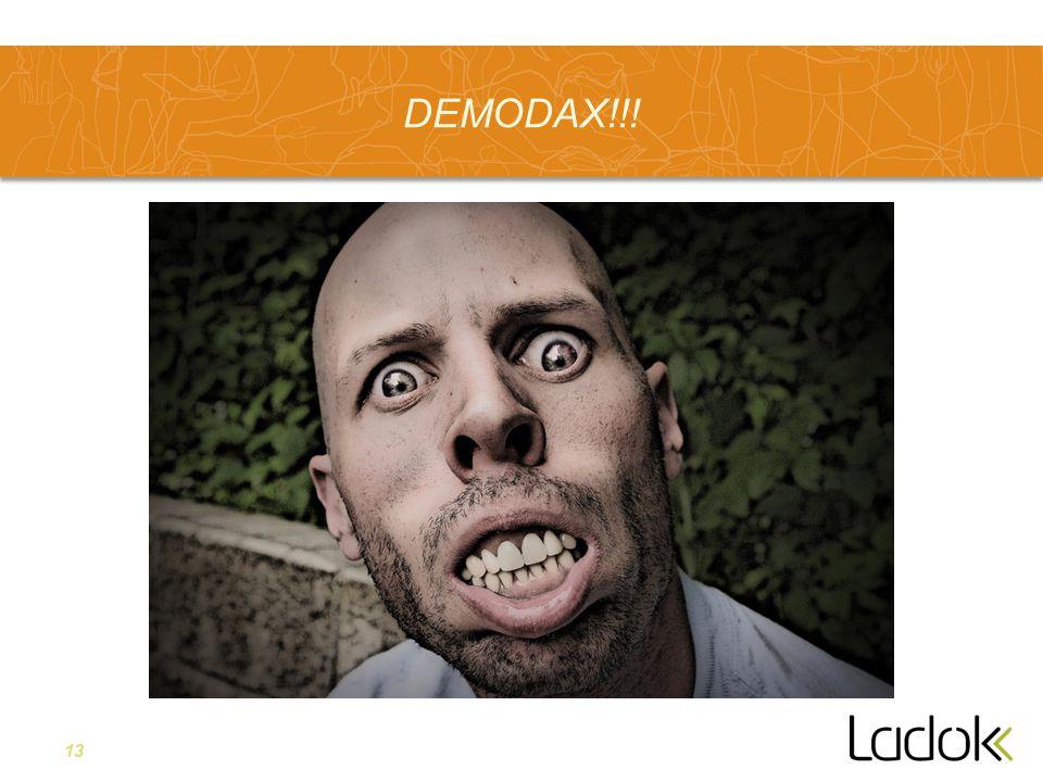 DEMODAX!!!