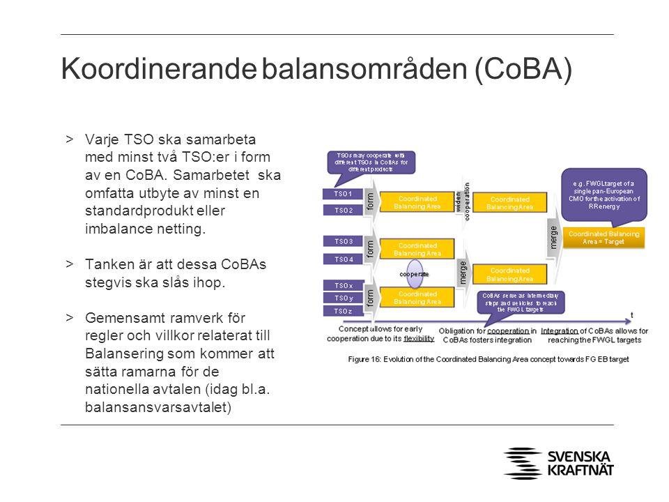 Koordinerande balansområden (CoBA)