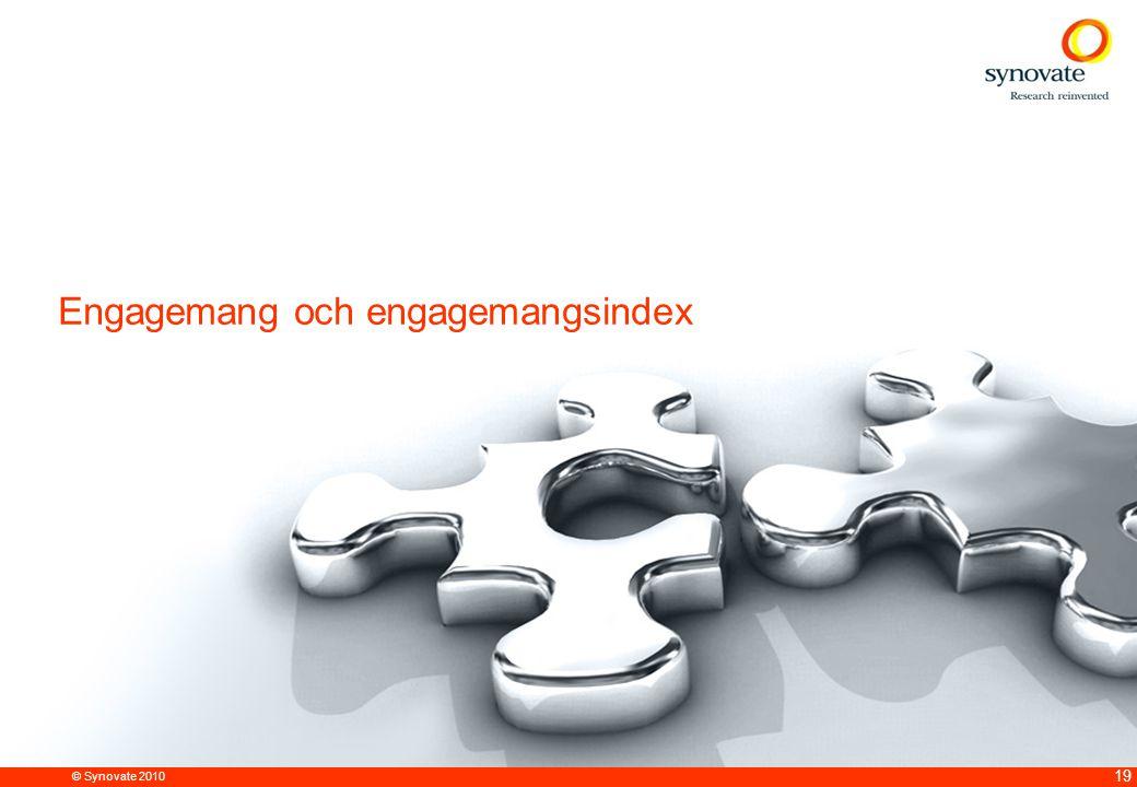 Engagemang och engagemangsindex