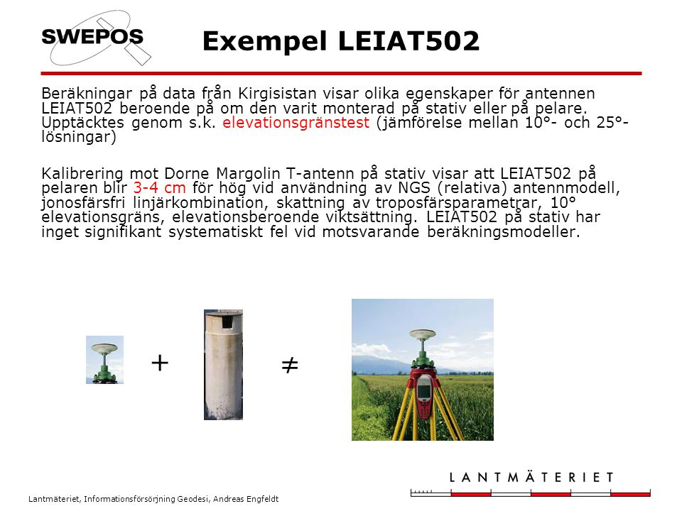 Exempel LEIAT502