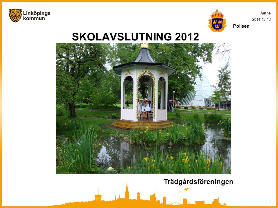 Ämne 2017-04-07 Polisen SKOLAVSLUTNING 2012 Trädgårdsföreningen