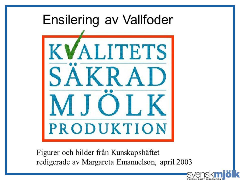 Ensilering av Vallfoder
