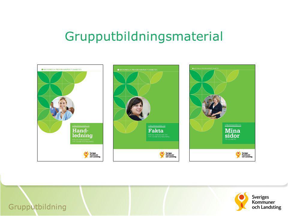 Grupputbildningsmaterial