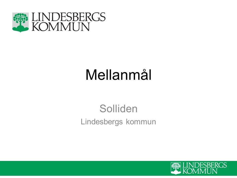 Solliden Lindesbergs kommun