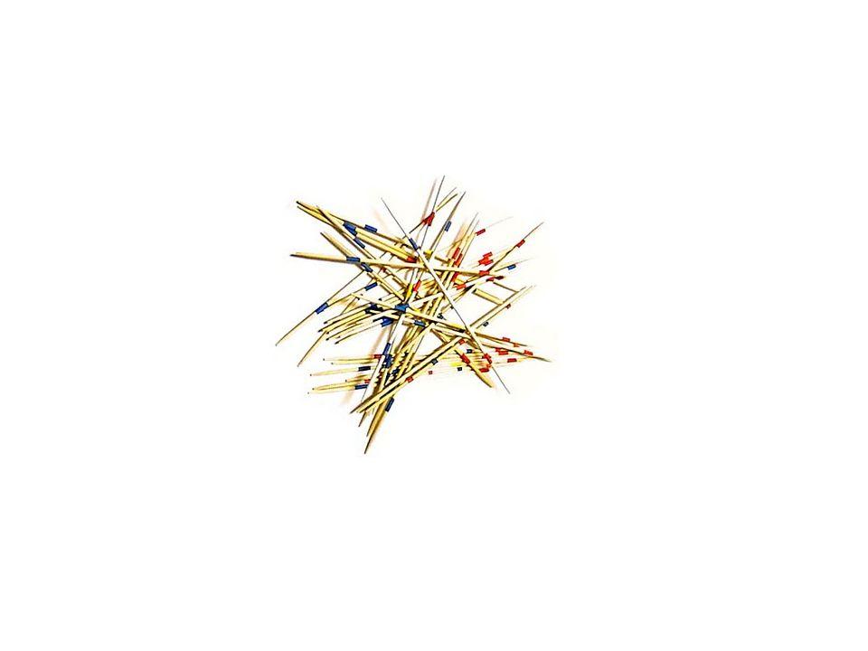 Plockepinn är ett sällskapsspel där ett antal små träpinnar sprids i en hög, och där spelarna ska försöka ta en pinne i taget, utan att rubba någon annan pinne.