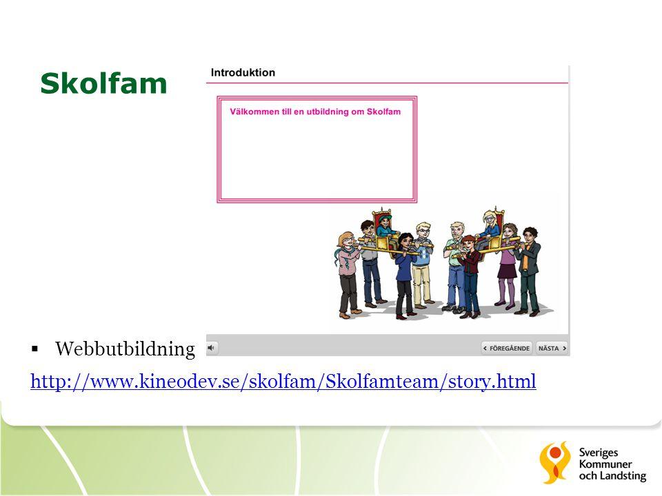 Skolfam Webbutbildning