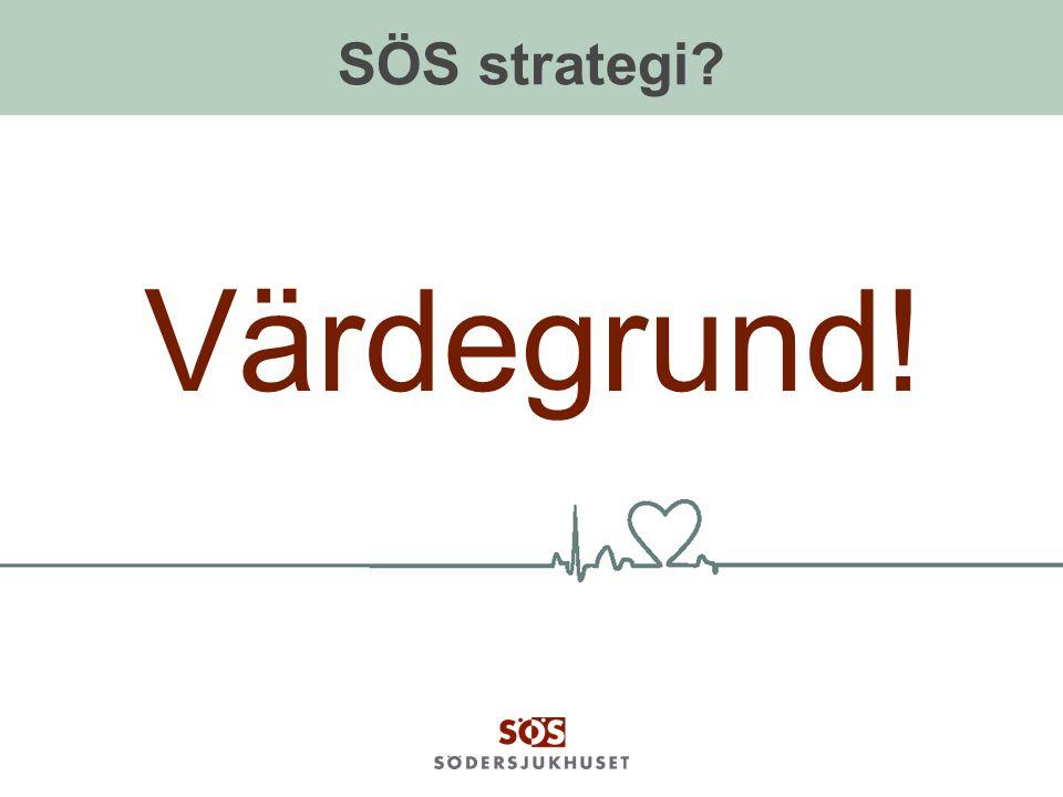 SÖS strategi Värdegrund!