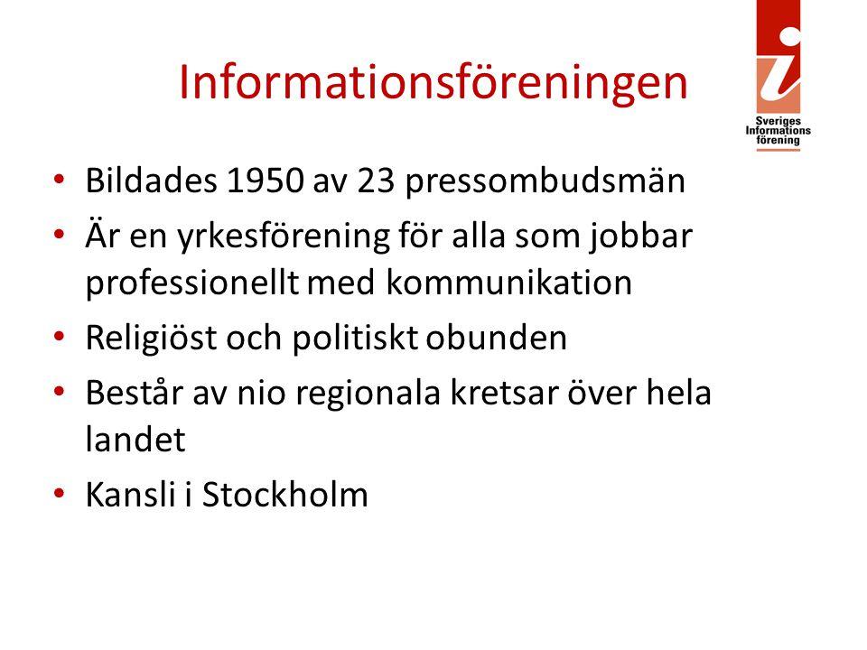 Informationsföreningen