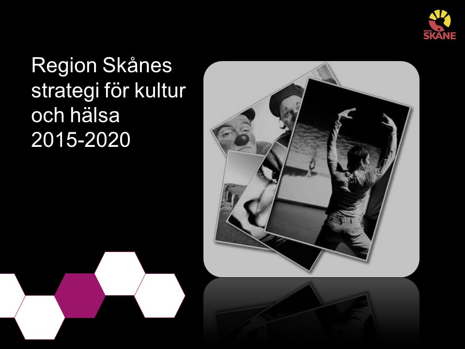 Region Skånes strategi för kultur och hälsa 2015-2020